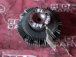 Вискомуфта Toyota Hiace 2001 LH178-1006534 5L-5118674