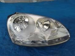 Фара правая Volkswagen Golf 5 Jetta