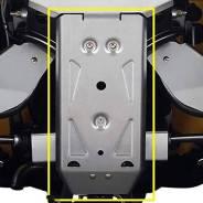 Защита днища задняя оригинальная Can-Am Outlander Max `13-`16