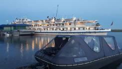 Лодка Братан 750КХ и двигатель Меркурий 115 ELPT EF