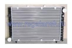 Радиатор водяной ГАЗ 3110, 31105, 3102 Волга, алюминиевый, 2-х рядный, по технологии Sofico