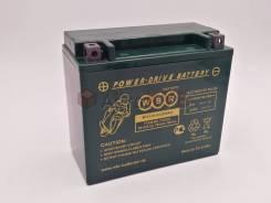 Аккумулятор WBR MT12-18-C (YTX20-BS) 18А/ч