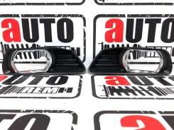 Оправа туманки Toyota Camry ACV40 06-09 (хром)