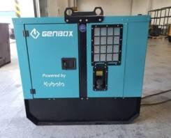 Дизельный сварочный генератор genbox kbtws220DC-S