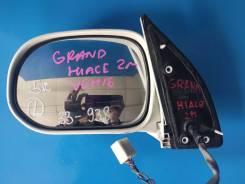 Зеркало переднее левое toyota grand hiace,granvia 1999-2002