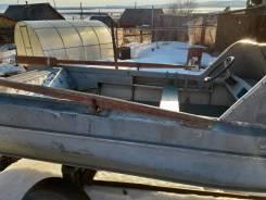 Продам моторную лодку казанка 5м2 с мотором ямаха 30