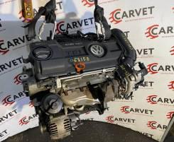 Двигатель CAX 1,4л 122лс VAG Контрактный