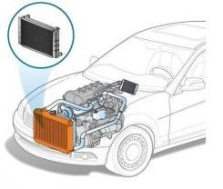 Промывка систем охлаждения и радиатора печки автомобиля
