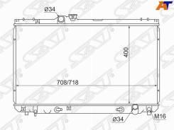 Радиатор Toyota Chaser / Cresta / Verossa / MARK II JZX100 / GX110