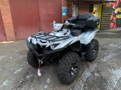 Yamaha Grizzly 700 special edition 2021, 2021
