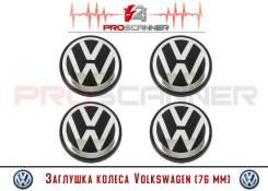 Заглушка колеса Volkswagen (76мм) 7L6601149