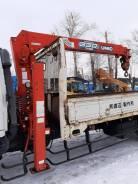 Продаётся Японская крановая установка UNIC без наработки по РФ