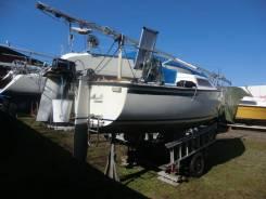Продается парусная килевая яхта Triss Norlin 570 (Jofa), Швеция
