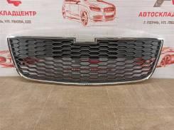 Решетка радиатора Chevrolet Aveo 2012-2015 [95019925], нижняя