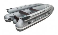 Лодка моторная ПВХ Абакан-380 JET