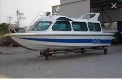 Продам катер Фаэтон 750