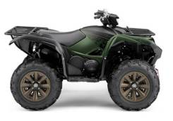 Yamaha Grizzly 700, 2021