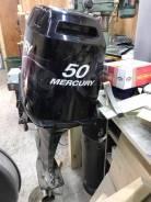 Мотор подвесной Mercury 50