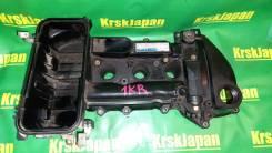 Крышка головки блока цилиндров Toyota Vitz KSP90 1KR-FE 11210-40130