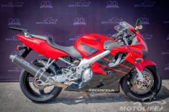 Мотоцикл Honda CBR600F, 2000г.
