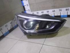 Фара правая Hyundai Santa Fe [921022W700] DM