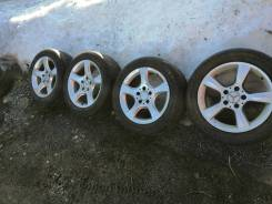Комплект летних колёс мерседес r16