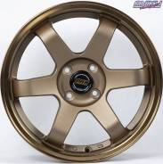 NEW! Комплект дисков Volk Racing TE37 SL R16 7j ET+35 4*100 (D168) B2T