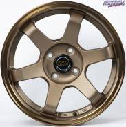 NEW! Комплект дисков Rota Grid Drift TE37 R15 7j ET30 4*100 (D173)