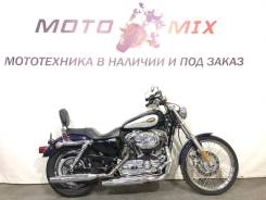 Harley-Davidson Sportster 1200 Custom XL1200C, 2009