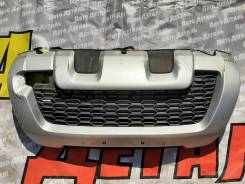 Решетка переднего бампера Renault Duster 2015