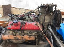 Двигатель БРДМ, Коробка, раздатка
