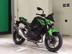 Kawasaki Z400, 2019