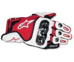 Мотоперчатки Alpinestars SP-X красные