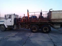Насосная установка КрАЗ цементировочный агрегат ЦА-320