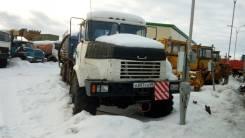 Установка насосная УНБ-125*32 (насос Т9) на шасси КрАЗ-63221