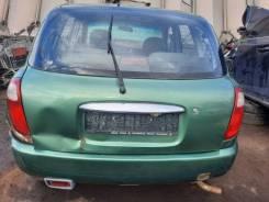 Бампер Daihatsu Sirion 1998 1.0, задний