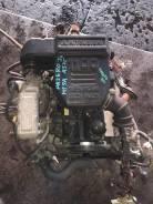 Двигатель Mitsubishi Pajero Junior H57A 4A31