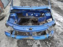 Передняя часть автомобиля Renault Logan телевизор