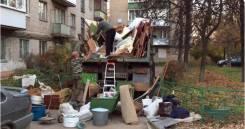 Вывоз старой мебели, хлама, мусора.