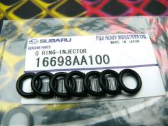 Кольцо форсунки/инжектора. Subaru 16698AA100, (Оригинал)