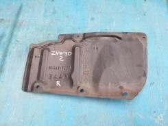 Защита двигателя правая Toyota Prius ZVW30 2Zrfxe