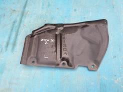 Защита двигателя левая Toyota Prius ZVW30 2Zrfxe