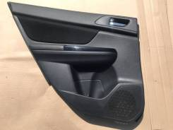 Обшивка двери Subaru Xv Hibrid 2016 GPE 2016, задняя левая