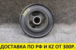 Шкив коленвала BMW M54B22/M54B25/M54B30 [OEM 11237513862]