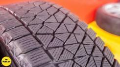 2118 Bridgestone Blizzak DM-V2 ~6-8,5mm (60-85%), 225/60 R18