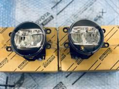 Противотуманка LED Toyota Lexus