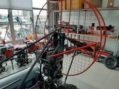 Мотор, установочный комплект Аэроустановки Бурлак-М 20л. с.