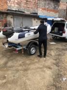 Продам комплект RIB Sharmax 2021 и мотор Tohatsu 25Corsa