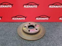 Тормозной диск Toyota Auris, задний