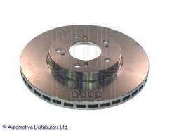 Диск Тормозной Honda Cr-V I 2.0 95>02/H-Rv 97>/Prelude 96>00 Передний Вент. Blue Print арт. ADH24341
